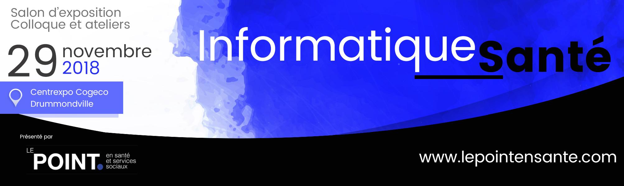 Colloque Informatique-Santé
