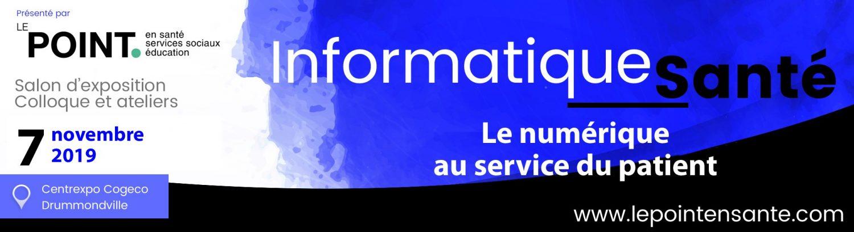 Colloque Informatique Santé