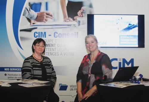 Informatique Santé 23-11-2017  103 CIM-Conseil