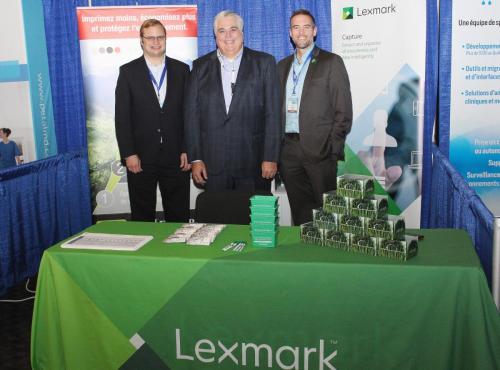 Informatique Santé 23-11-2017  186 Lexmark